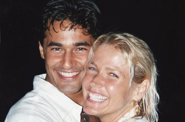 Luciano Szafir e Xuxa (Foto: Divulgação)