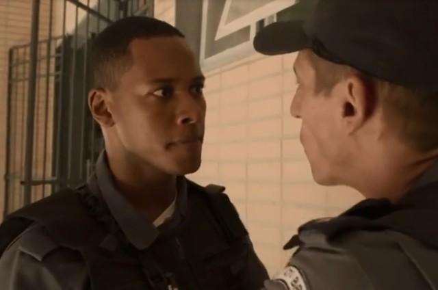 Dan Ferreira é Wesley em 'Amor de mãe' (Foto: Reprodução)