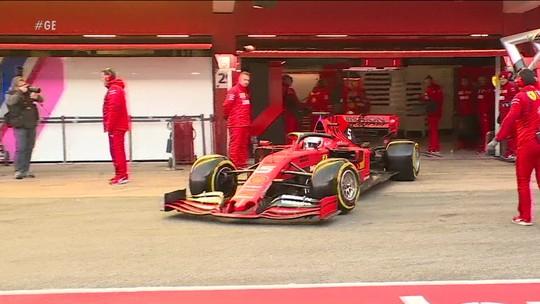 Sebastian Vettel começa pré-temporada buscando quebrar jejum da Ferrari na Fórmula 1