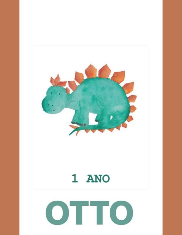 Mais detalhes da festa de um ano de Otto, filho de Monica Benini e Junior Lima (Foto: Paula Roselini)