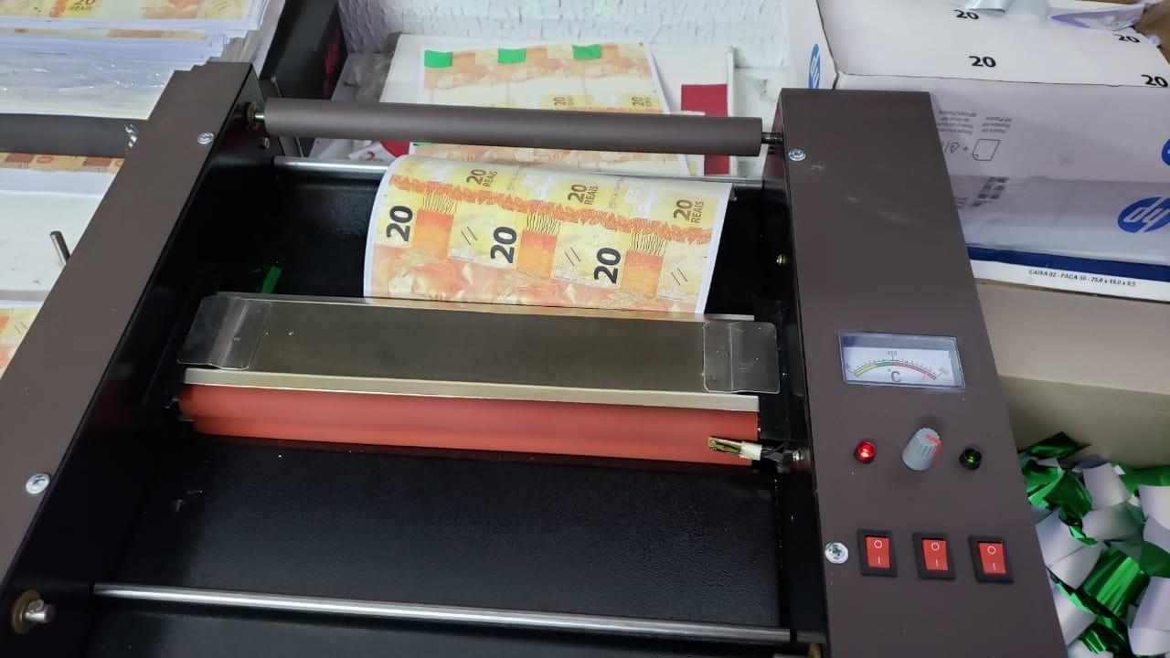 Operação da Polícia Federal prende integrantes de quadrilha responsável por falsificação e venda de dinheiro
