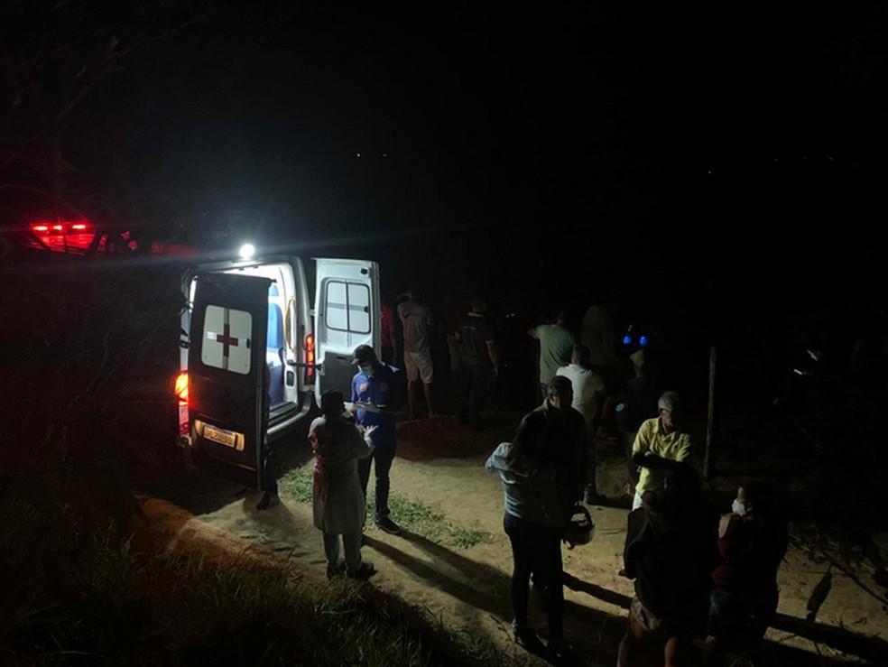 Caso ocorreu na noite de sexta-feira — Foto: Blog do marcos Frahm