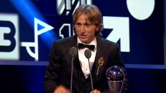 Modric é favorito para acabar com hegemonia de Cristiano Ronaldo e Messi também na Bola de Ouro