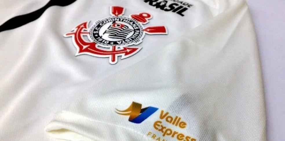 2d01c76d8fc5b ... Corinthians tem novo patrocinador na camisa — Foto  Divulgação
