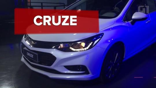 Novo Chevrolet Cruze parte de R$ 89.990 e quer 'peitar' carros de luxo