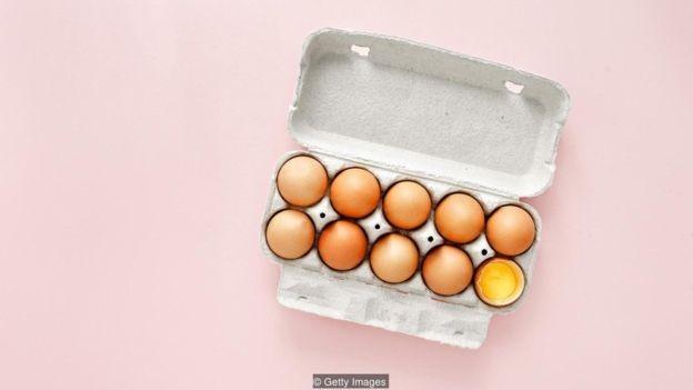 BBC: As gemas são uma excelente fonte de luteína, que tem sido associada a uma melhor visão (Foto: GETTY IMAGES VIA BBC)