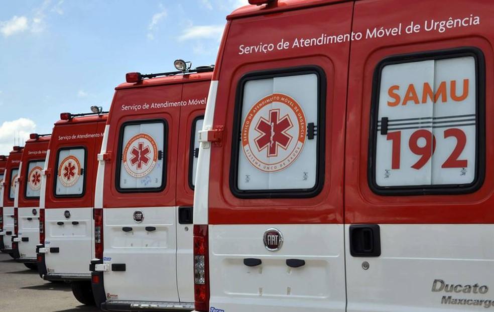 -  Samu começa a funcionar na região no próximo mês, mesmo sem adesão de Uberlândia  Foto: Secom/PMU/Divulgação