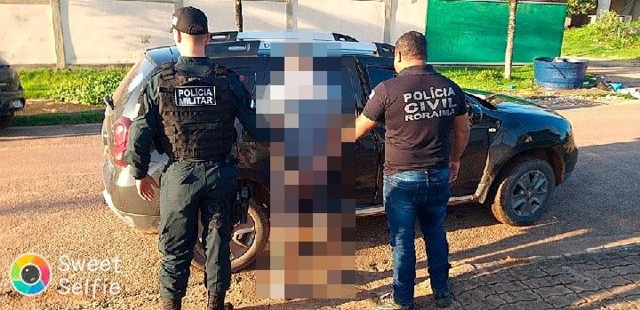 Jovem apontado como mandante de assalto que levou R$ 22 mil de distribuidora de gás é preso em RR