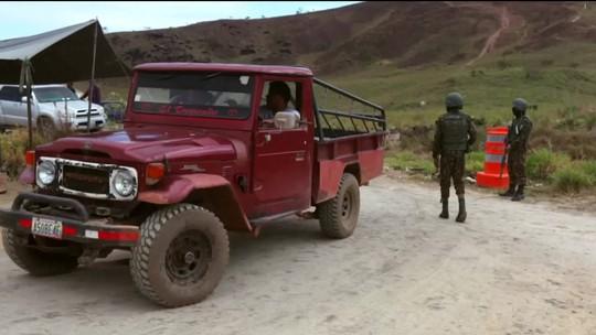 Governo da Venezuela reabre a fronteira com o Brasil