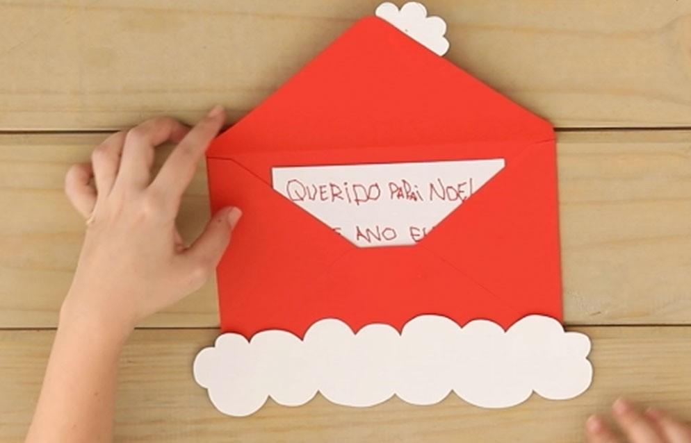 Carta do Papai Noel  (Foto: Divulgação)