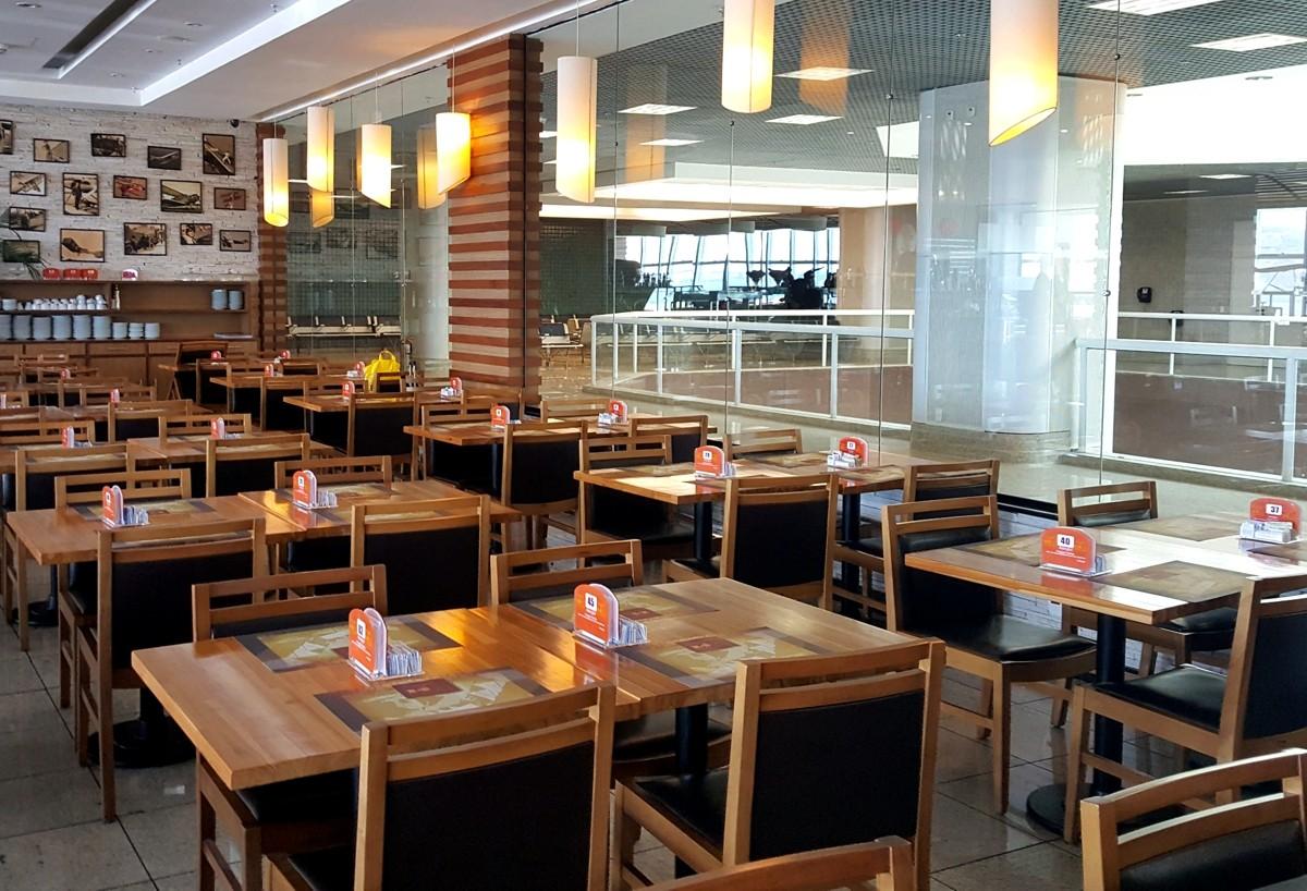 O restaurante 14 Bis foi inaugurado em 1978