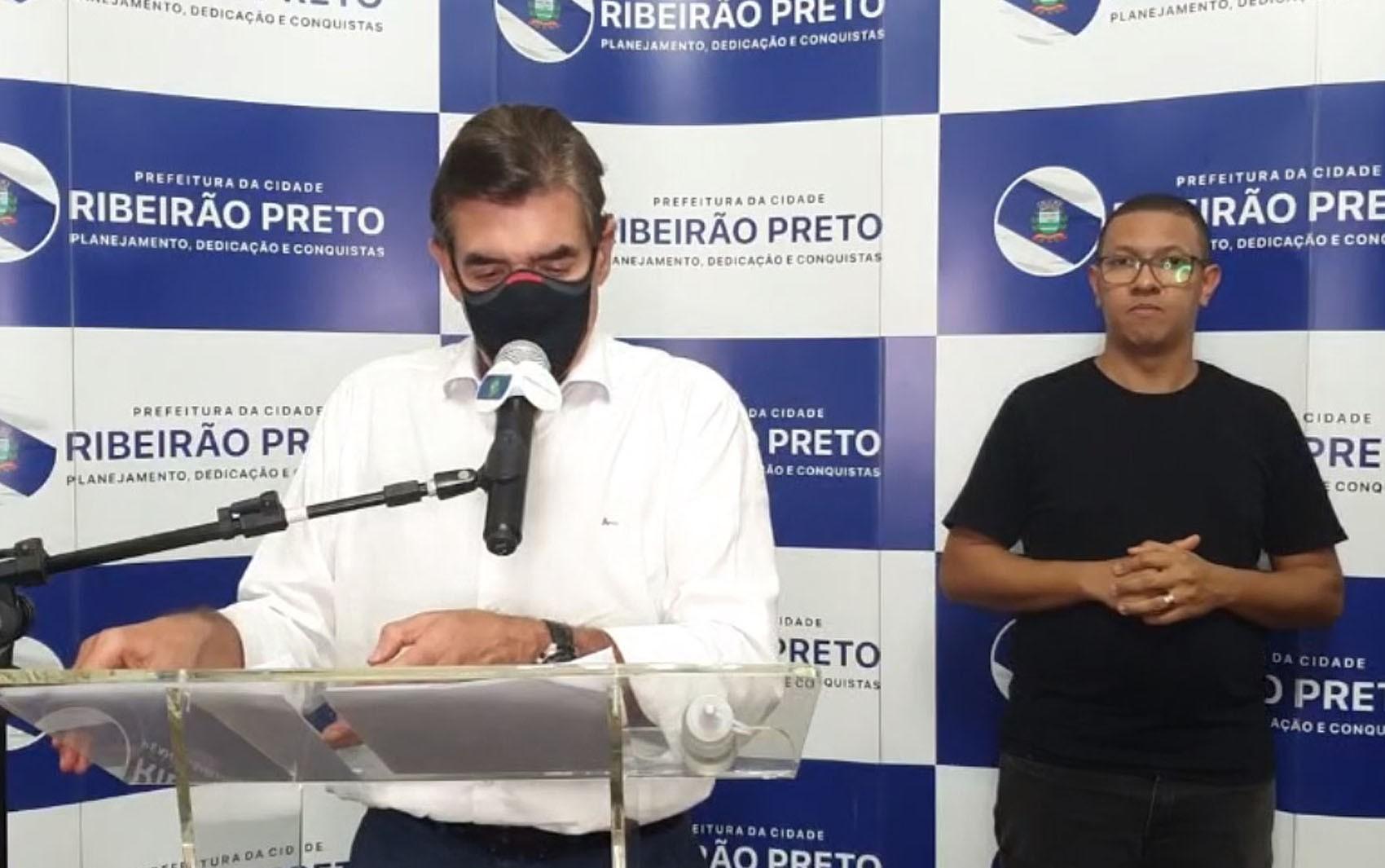 Ribeirão Preto, SP, registra mais 519 casos de Covid-19 e 12 mortes, diz Prefeitura