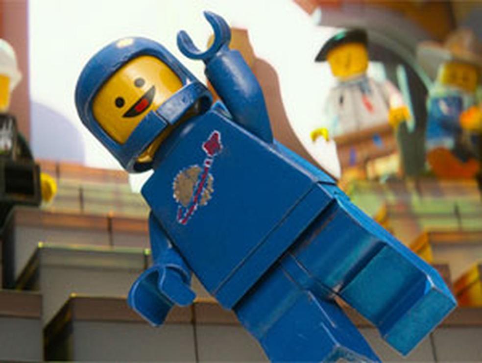 Morre criador do boneco Lego — Foto: Divulgação/Warner Bros.
