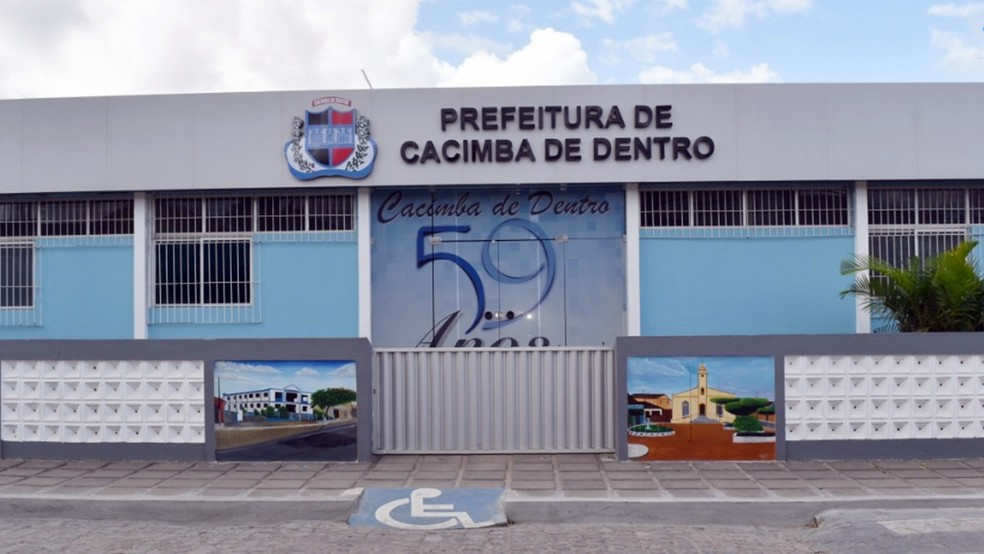 Mulher descobriu que esteve no quadro da Prefeitura de Cacimba de Dentro por seis meses, mas não reconhece vinculo  — Foto: Divulgação