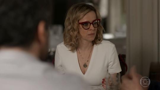 Maria Luisa Mendonça é elogiada na web por atuação em 'Segundo Sol'