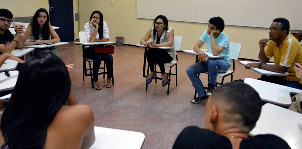 Aulas de conversação começam no início de setembro. (Foto: Divulgação/ Aiesec)