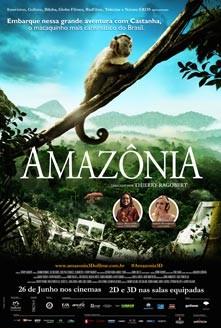 filme Amazônia - Planeta Verde
