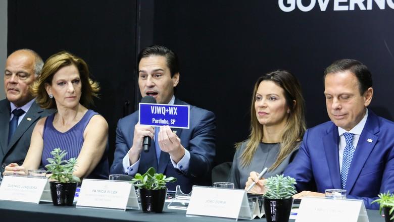 governo-sp-google-parceria (Foto: Governo do Estado de São Paulo)