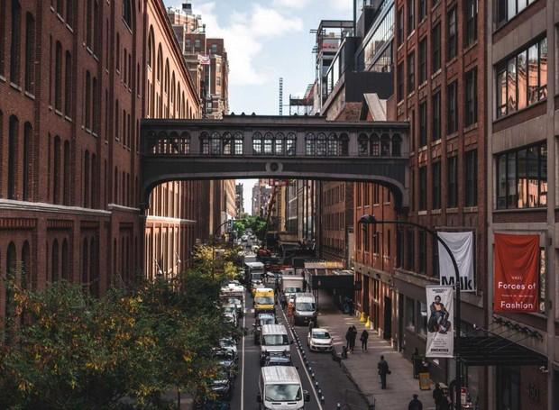 Meatpacking District, em Manhattan, Nova York (Foto: Divulgação)