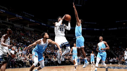 Melhores Momentos: Sacramento Kings 105 x 132 Minnesota Timberwolves, pela NBA