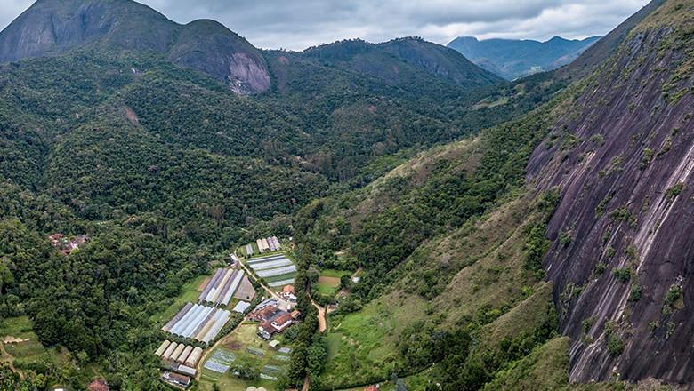 Sítio do Moinho (Foto: Fernando Martinho)