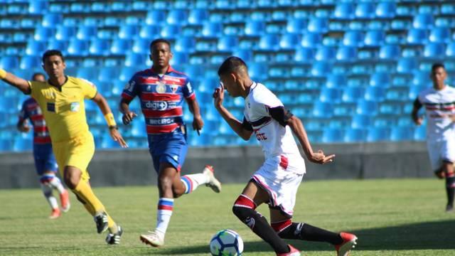 Fortaleza x River-PI, Copa do Nordeste sub-20