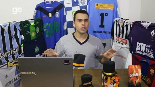 Campeão acredita no embalo de Fla e Palmeiras para mitar na rodada #29