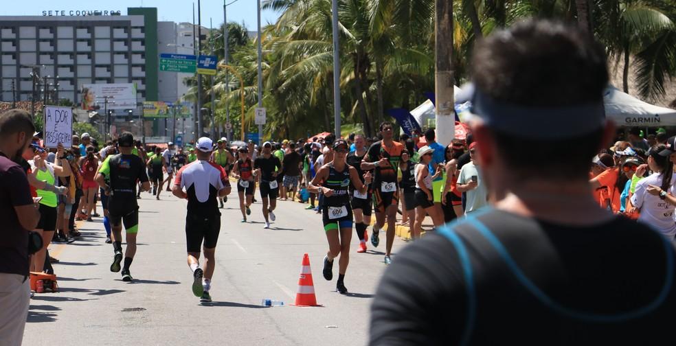 Competições como o Iron Man vêm tendo mais adesões (Foto: Josué Seixas/GloboEsporte.com)