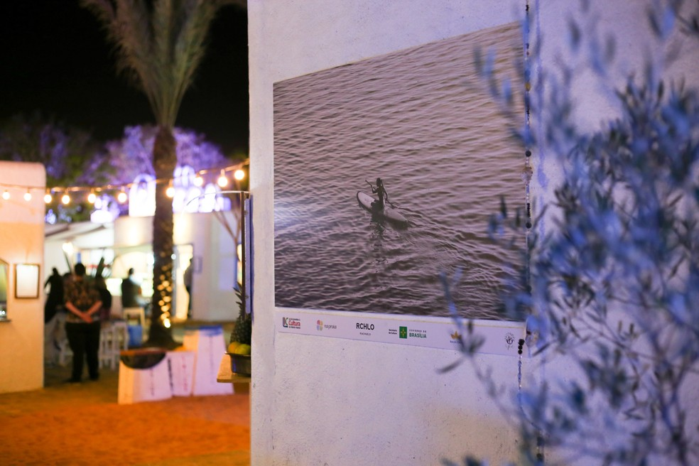 Mostra fotográfica Guardiões do Lago, de Kazuo Okubo, estará presente no evento 'Na Praia Cultural' (Foto: Divulgação)