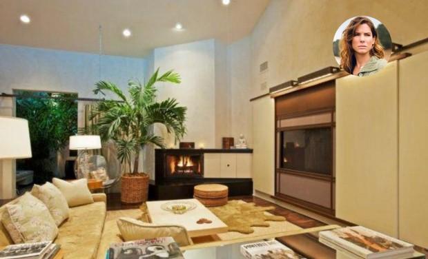 Conheça a mansão de Sandra Bullock (Foto: Divulgação)