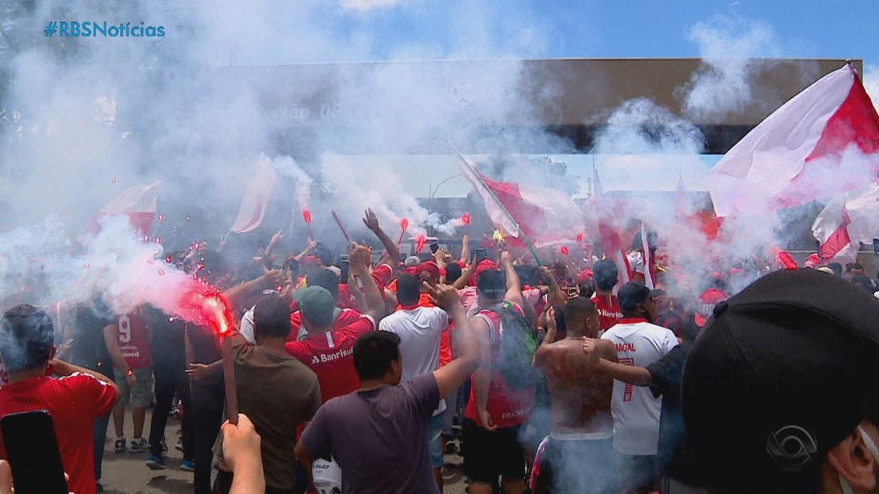 Dupla Gre-Nal terá semana decisiva no Brasileirão