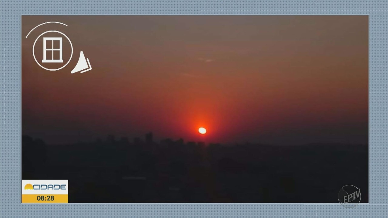 'Na Janela': veja foto enviada por telespectador da EPTV