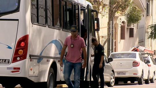 Empresários e funcionários são presos por suspeita de fraudar seguro-desemprego em Santa Maria