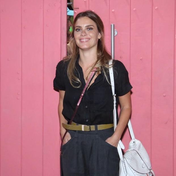 Carolina Dieckmann (Foto: AgNews / Daniel Pinheiro)
