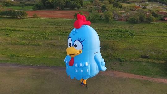 Revista de Sábado mostra por que Boituva é a capital do balonismo