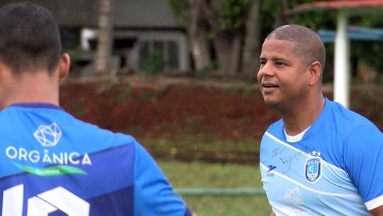 Marcelinho Carioca é o novo diretor do Capital, clube do DF que vai disputar o Candangão