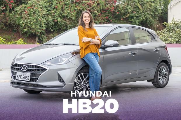 Vídeo: Hyundai HB20 (Foto: Autoesporte)