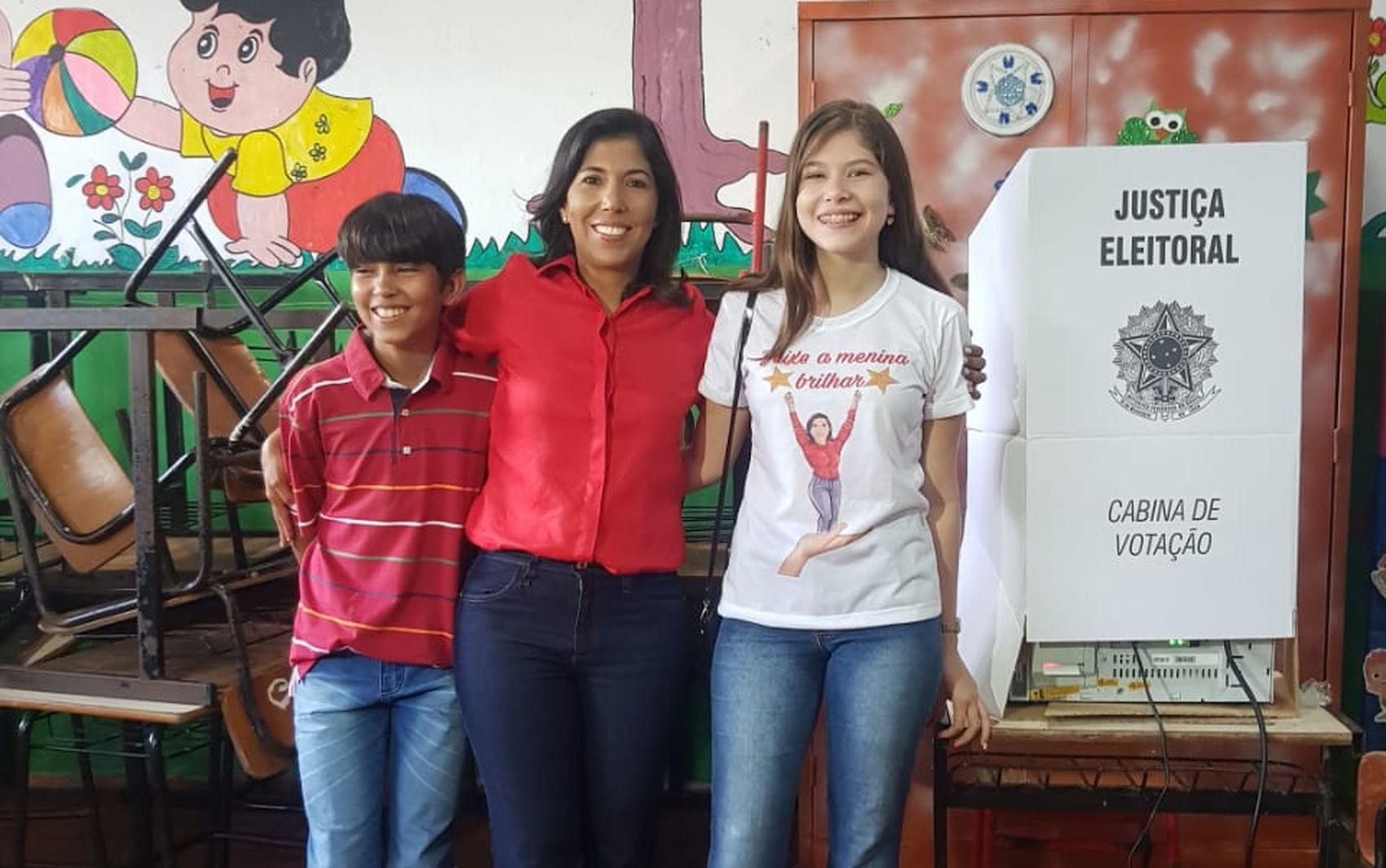 Simone Andrade é diplomada como prefeita de Riachão do Dantas - Notícias - Plantão Diário
