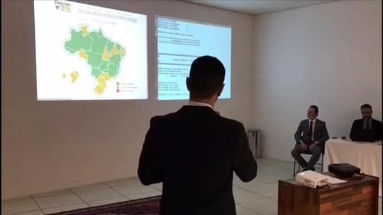 TSE faz cerimônia de verificação de sistemas instalados nas urnas eletrônicas