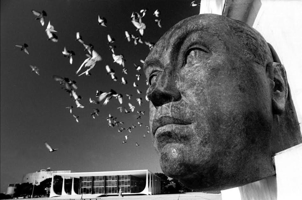 Vencedor do Prêmio Olhar Brasília - 3º lugar categoria profissional — Foto: André Luis Abrahão