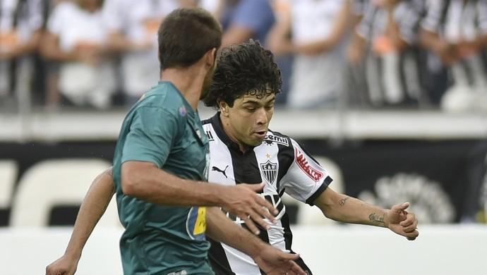 Atlético-MG x Caldense, Campeonato Mineiro, Mineirão, Luan (Foto: Douglas Magno)
