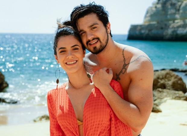 """Luan Santana recorda anúncio de namoro com Jade: """"Parei de"""
