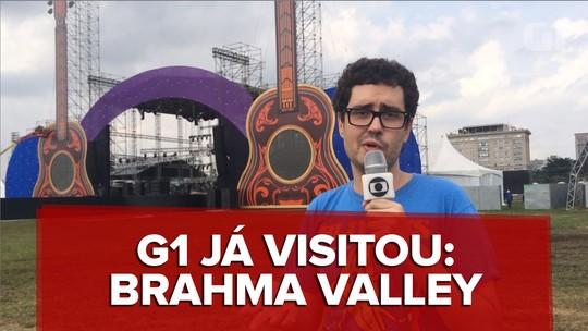 Brahma Valley começa neste sábado com união de sertanejo e pop; LISTA