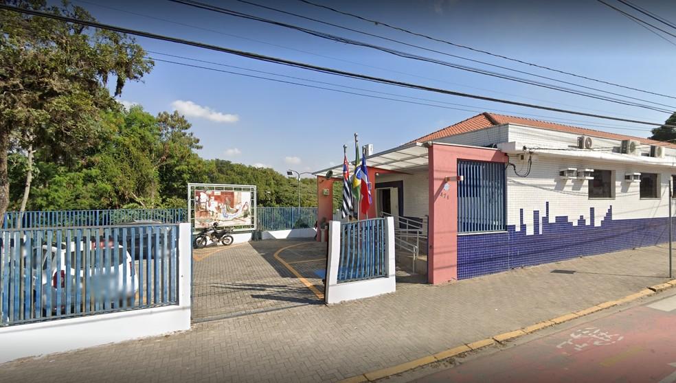 Câmara municipal de Guaratinguetá — Foto: Reprodução/Google Maps