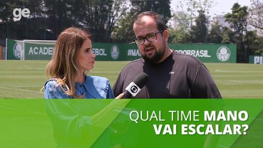 Atenção inicial e concentração: o que o Palmeiras prega para voltar de Curitiba com bom resultado