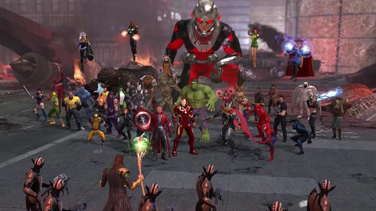 Marvel Heroes Omega | Jogos | Download | TechTudo