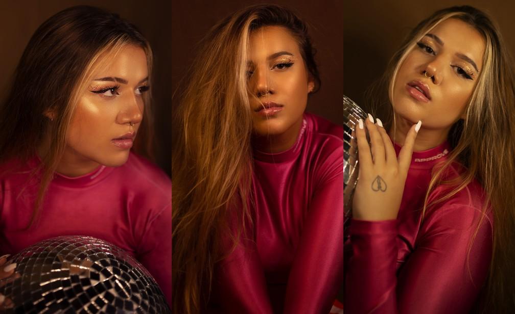 Cantora Elana Dara — Foto:  Amanda Sartor/Divulgação