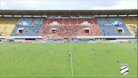 Aquidauanense vence o Comercial por 2 a 1 e assegura vaga na decisão do Campeonato Sul-Mato-Grossense