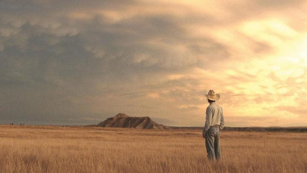 Cena de 'The Rider' — Foto: Highwayman Films