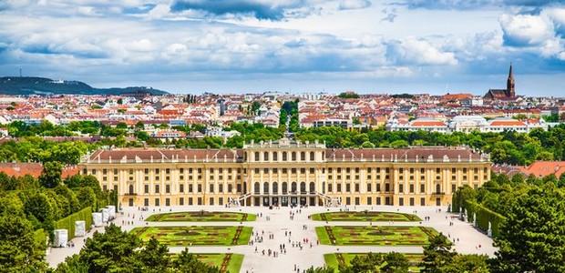 Palácio Schönbrunnm, Áustria  (Foto: Getty Images/ Reprodução)